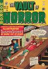Cover for Vault of Horror (EC, 1950 series) #12