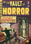 Cover for Vault of Horror (EC, 1950 series) #13