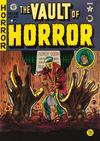 Cover for Vault of Horror (EC, 1950 series) #15