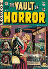 Cover for Vault of Horror (EC, 1950 series) #18