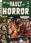 Cover for Vault of Horror (EC, 1950 series) #20