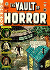 Cover for Vault of Horror (EC, 1950 series) #21