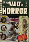Cover for Vault of Horror (EC, 1950 series) #22