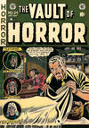 Cover for Vault of Horror (EC, 1950 series) #24