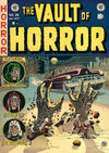 Cover for Vault of Horror (EC, 1950 series) #26