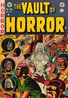 Cover for Vault of Horror (EC, 1950 series) #28