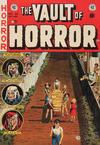 Cover for Vault of Horror (EC, 1950 series) #33