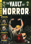 Cover for Vault of Horror (EC, 1950 series) #39
