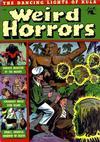 Cover for Weird Horrors (St. John, 1952 series) #2