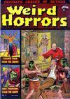 Cover for Weird Horrors (St. John, 1952 series) #3