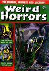 Cover for Weird Horrors (St. John, 1952 series) #4