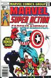 Cover for Marvel Super Action (Marvel, 1977 series) #1 [Regular Edition]