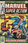 Cover for Marvel Super Action (Marvel, 1977 series) #3 [30¢]