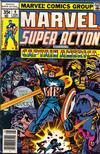 Cover for Marvel Super Action (Marvel, 1977 series) #9