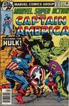 Cover for Marvel Super Action (Marvel, 1977 series) #12
