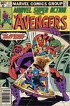 Cover Thumbnail for Marvel Super Action (1977 series) #17 [Newsstand]