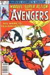 Cover for Marvel Super Action (Marvel, 1977 series) #20 [Newsstand]