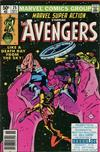 Cover Thumbnail for Marvel Super Action (1977 series) #25 [Newsstand Edition]