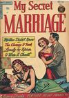 Cover for My Secret Marriage (Superior Publishers Limited, 1953 series) #1