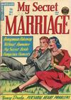 Cover for My Secret Marriage (Superior Publishers Limited, 1953 series) #7