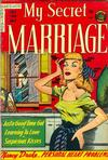 Cover for My Secret Marriage (Superior Publishers Limited, 1953 series) #8