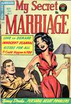 Cover for My Secret Marriage (Superior Publishers Limited, 1953 series) #9