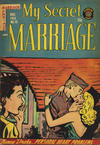 Cover for My Secret Marriage (Superior Publishers Limited, 1953 series) #10
