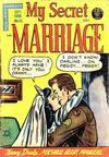 Cover for My Secret Marriage (Superior Publishers Limited, 1953 series) #16