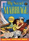 Cover for My Secret Marriage (Superior, 1953 series) #21