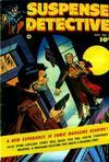 Cover for Suspense Detective (Fawcett, 1952 series) #2
