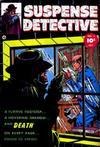 Cover for Suspense Detective (Fawcett, 1952 series) #3