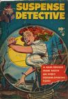 Cover for Suspense Detective (Fawcett, 1952 series) #5
