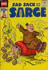 Cover for Sad Sack and the Sarge (Harvey, 1957 series) #2