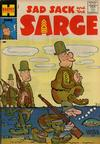 Cover for Sad Sack and the Sarge (Harvey, 1957 series) #3