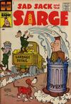 Cover for Sad Sack and the Sarge (Harvey, 1957 series) #13