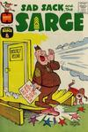 Cover for Sad Sack and the Sarge (Harvey, 1957 series) #18