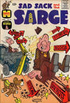 Cover for Sad Sack and the Sarge (Harvey, 1957 series) #37