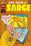 Cover for Sad Sack and the Sarge (Harvey, 1957 series) #42