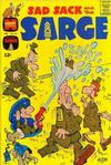 Cover for Sad Sack and the Sarge (Harvey, 1957 series) #60