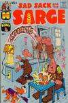 Cover for Sad Sack and the Sarge (Harvey, 1957 series) #81
