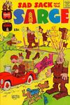 Cover for Sad Sack and the Sarge (Harvey, 1957 series) #89