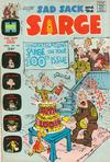 Cover for Sad Sack and the Sarge (Harvey, 1957 series) #100