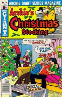 Cover Thumbnail for Archie Giant Series Magazine (Archie, 1954 series) #476