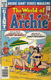 Cover Thumbnail for Archie Giant Series Magazine (Archie, 1954 series) #485
