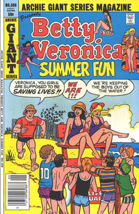 Cover Thumbnail for Archie Giant Series Magazine (Archie, 1954 series) #508