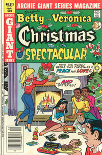 Cover Thumbnail for Archie Giant Series Magazine (Archie, 1954 series) #513