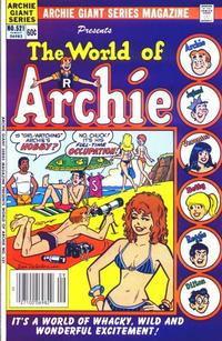 Cover Thumbnail for Archie Giant Series Magazine (Archie, 1954 series) #521