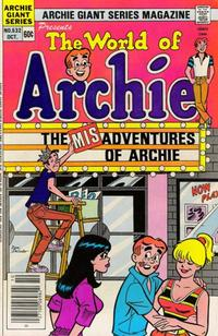 Cover Thumbnail for Archie Giant Series Magazine (Archie, 1954 series) #532