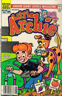 Cover Thumbnail for Archie Giant Series Magazine (Archie, 1954 series) #538