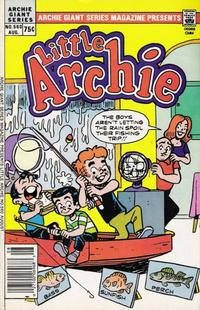 Cover Thumbnail for Archie Giant Series Magazine (Archie, 1954 series) #560